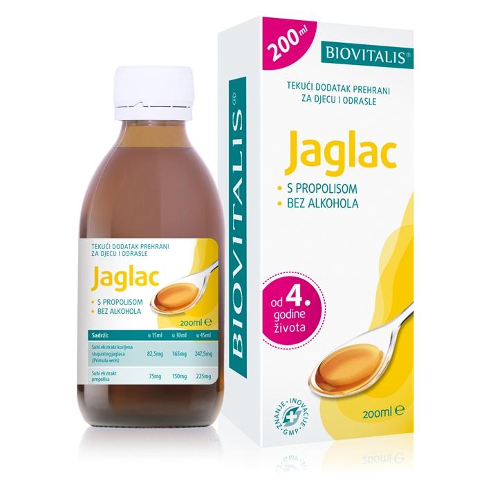 jaglac sirup