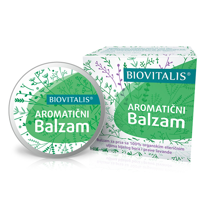 Aromatic balm 45 ml