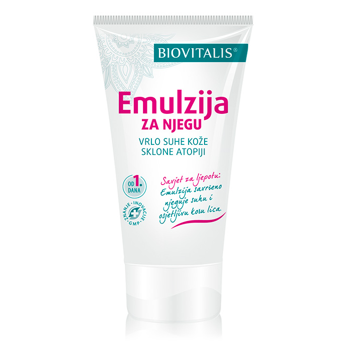 Emulsion for very dry skin prone to atopy 50ml
