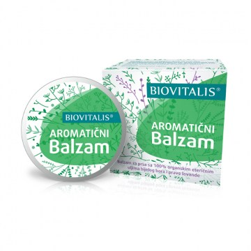 Aromatic balm 45 ml GRATIS
