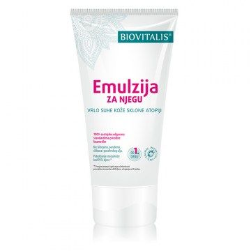 Emulsion for very dry skin prone to atopy 150ml