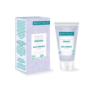 Anti wrinkle cream 50+/60+ 40ml