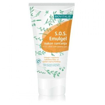 S.O.S. Emulgate after sunburn 150ml